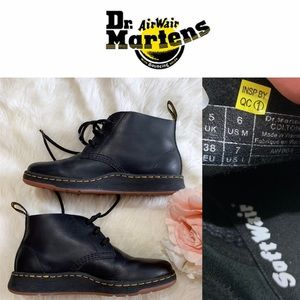 DR MARTENS unisex boots chukkas men's size 6